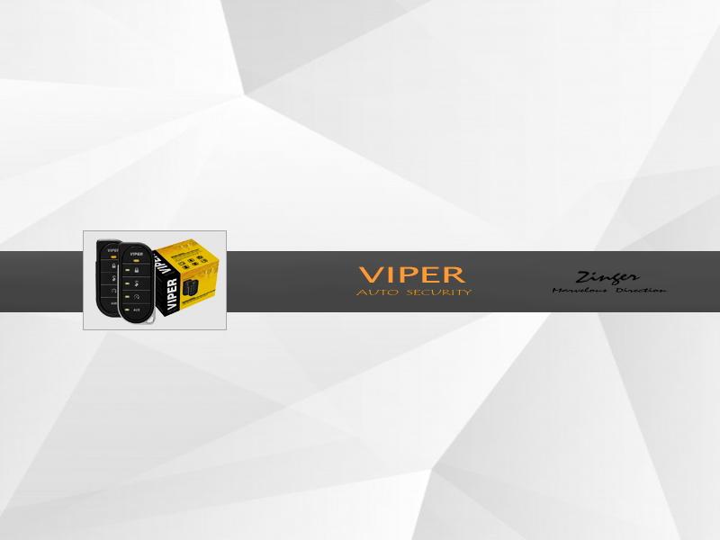Viper 3606V+2WayLEDリモコン