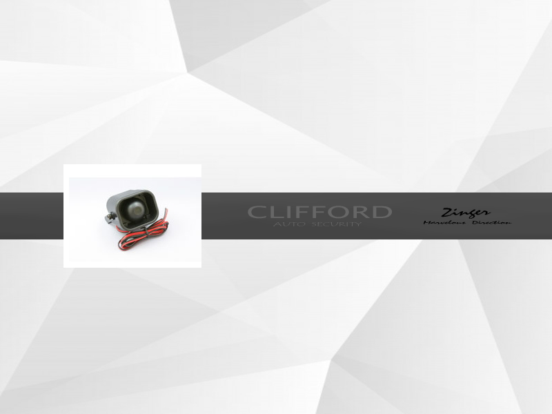 514C CLIFFORD 6-TONE サイレン