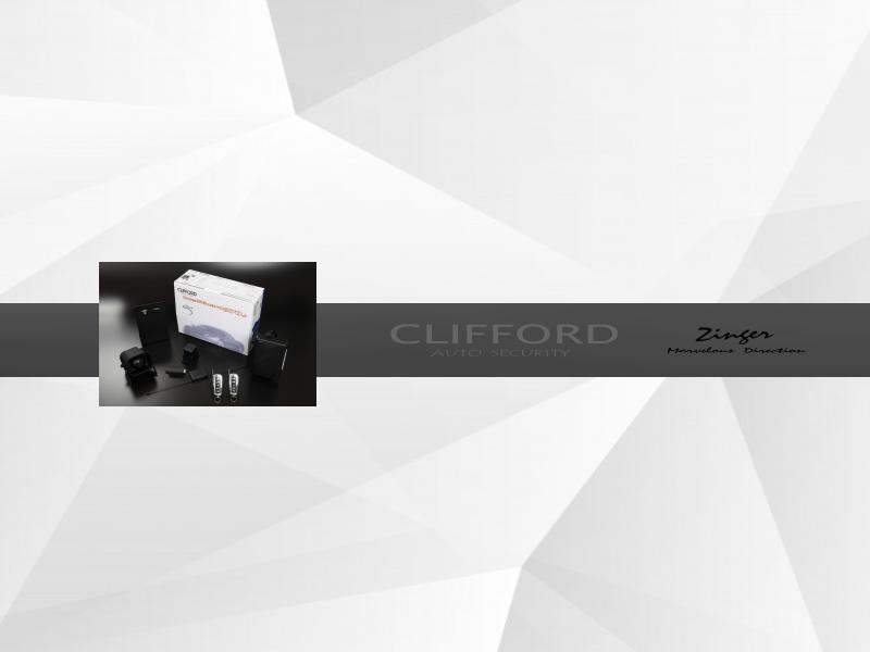 CLIFFORD 870J