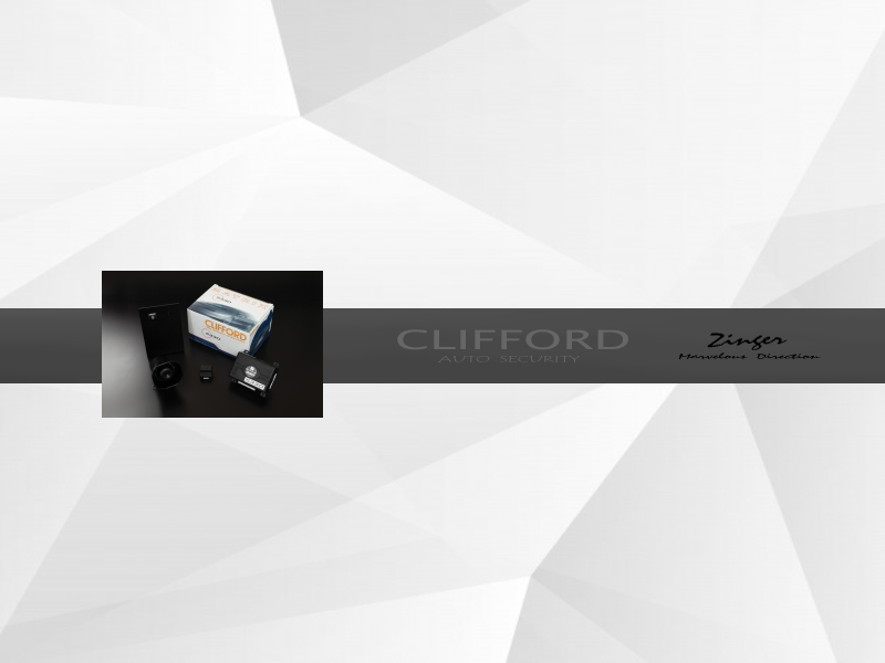 CLIFFORD MATRIX S330