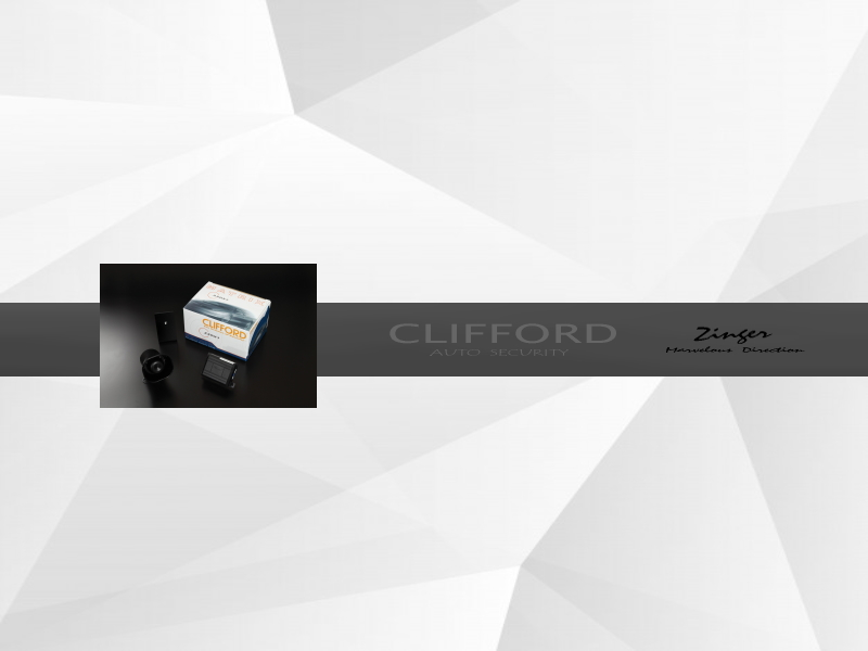 CLIFFORED MATRIX 330X2